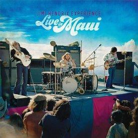 Jimi Hendrix - Live In Maui - Vinyl and Bluray