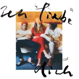 Dino Brandao, Faber, Sophie Hunger - Ich liebe Dich - Vinyl
