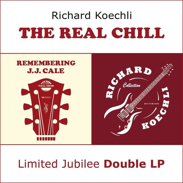 Richard Koechli - The Real Chill - Vinyl