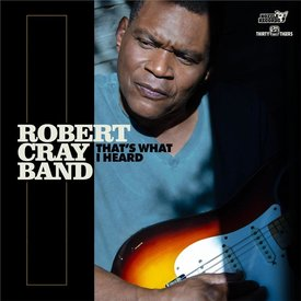 Robert Cray Band - That's what I heard - Vinyl