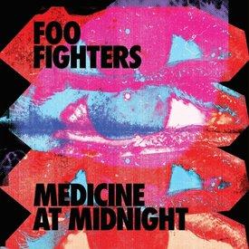 Foo Fighters - Medicine at Midnight - Black Vinyl