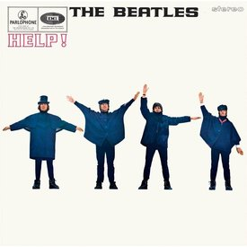 The Beatles -Help! - Remastered - Vinyl