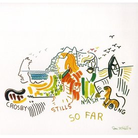 Crosby, Stills, Nash & Young - So Far (2019 Reissue) - Vinyl