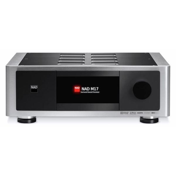 NAD Master Series M17 V2i Audio/Video-Prozessor Vorverstärker 7.1