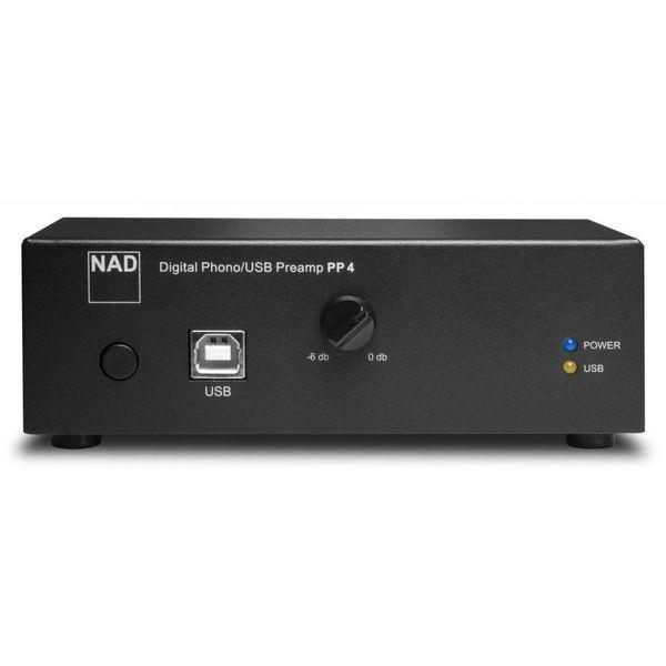 NAD PP-4 Phono/USB Vorverstärker