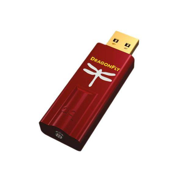AUDIOQUEST DRAGONFLY RED USB DA-Wandler