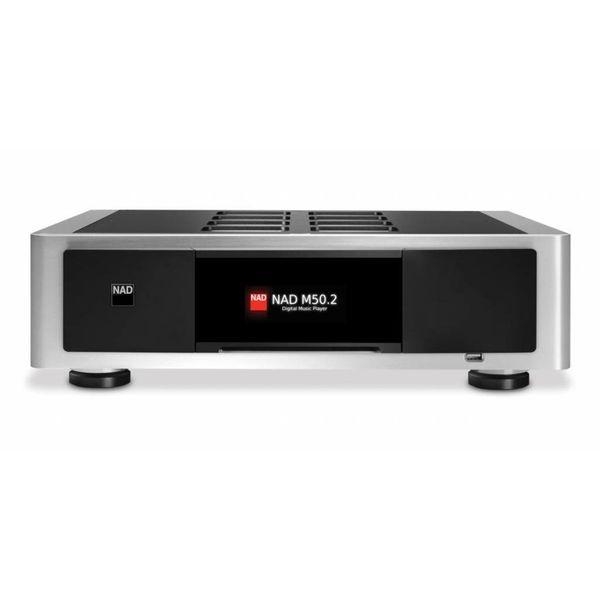 NAD M50.2 High-end Netzwerk Player + CD-Ripper