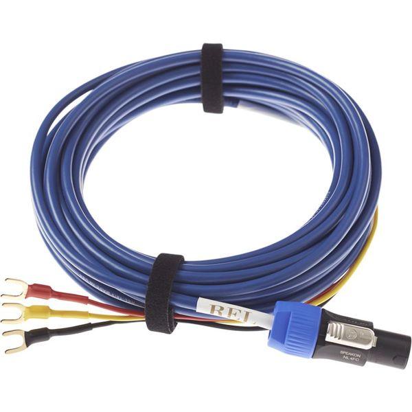 REL BASSLINE BLUE Subwoofer-Kabel