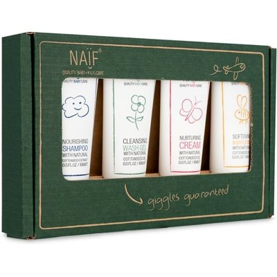 Naïf Naïf Mini Set - voor baby's & kids - 4x 15ml