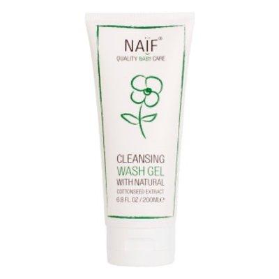 Naïf Cleansing Baby Wash gel