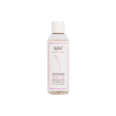 Naïf Soothing Baby Oil