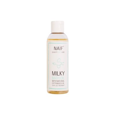 Naïf Calming Baby Bath Oil