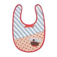 Applepark Organic Farm Buddies Bibs Boxer the Dog