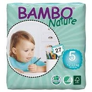 Bambo Nature babyluier