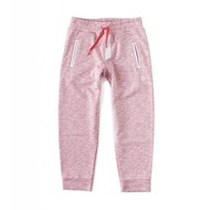 Little Label Basic sweatbroek – roze gemêleerd