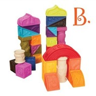 B - Toys ABC Blokkenset Elemenosqueeze