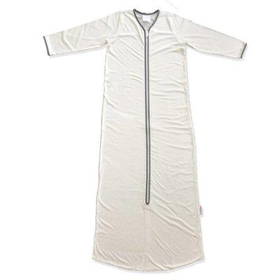 SmallVips Zomerslaapzak bamboe-tricot off white