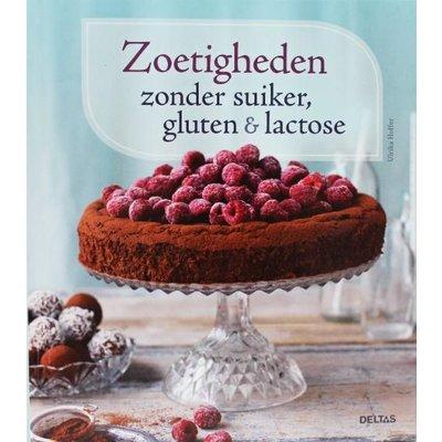 Het Zoetigheden zonder suiker, gluten & lactose Boek