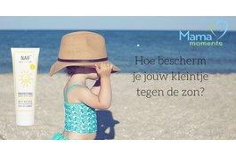 Hoe bescherm je jouw kleintje tegen de zon? Interview Jochem van Naïf Care.