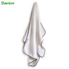SmallVips VipBlancket bamboe-badstof wit
