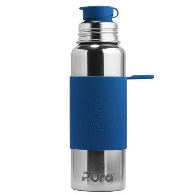 Pura Pura Sport Fles blauw - 850 ml