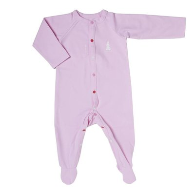 Daddy Proof® Kids Wear Pyjama- Boxpakje roze