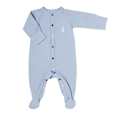 Daddy Proof® Kids Wear Pyjama- Boxpakje blauw