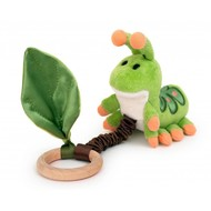 Applepark Crawling Caterpillar Teething Toy