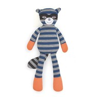 Applepark Organic Farm Bud Plush Toy Robbie Raccoon