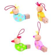 Bigjigs Toys Houten Vogelfluitjes