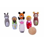 Bigjigs Toys Kegelset Ark van Noach