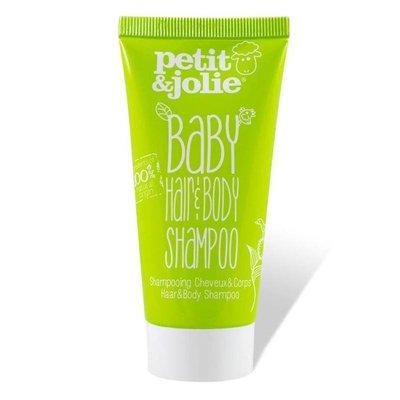 Petit & Jolie Baby shampoo hair & body mini