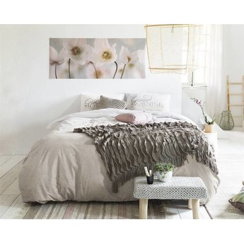 Dreamhouse bedding Soft Morning taupe Dekbedovertrek