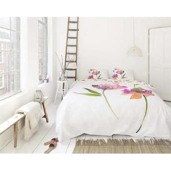 Dreamhouse bedding Arinde white dekbedovertrek