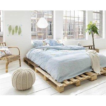 Dreamhouse bedding Ally Turquoise dekbedovertrek