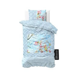Dreamhouse bedding Ally Turquoise dekbedovertrek