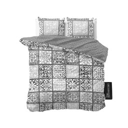 Dreamhouse bedding Alhambra Antraciet dekbedovertrek