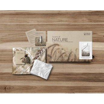 Scent of Nature Magical Waving Wheat dekbedovertrek