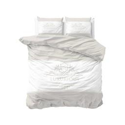 Sleeptime Luxurious Creme dekbedovertrek