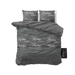 Sleeptime Royal Luxury Grijs dekbedovertrek