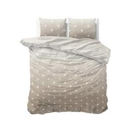 Sleeptime Twinkle Stars Sand dekbedovertrek