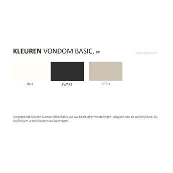 Vondom Quartz eettafel 69 x 69 x 73 cm