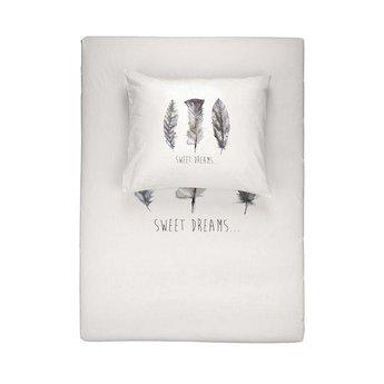 Walra Dekbedovertrek Sweet dreams off white