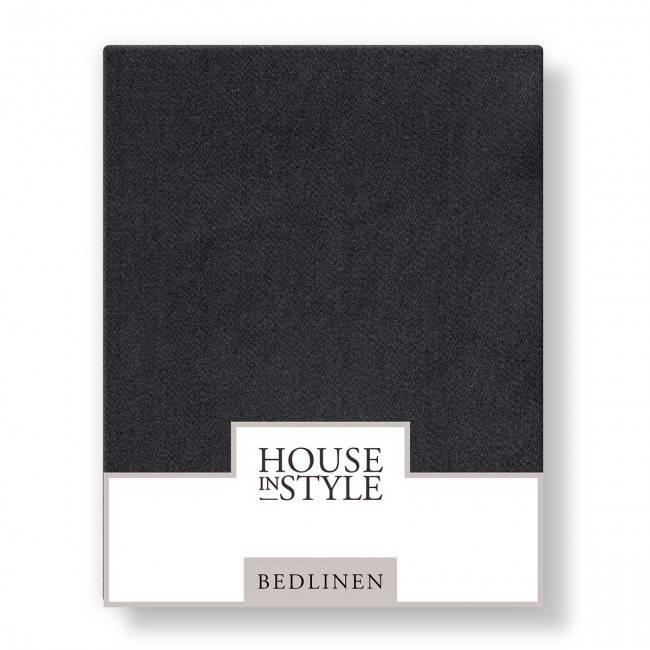 House in Style hoeslaken Como Off Black