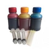 HP navulset 300(XL), 342, 343, 344, 351(XL) en 901 kleur (100ml per kleur)