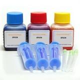 Epson navulset T0612-T0614 DuraBrite kleur