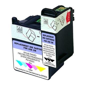 Epson T007 en T008 voordeelpak - 2 stuks