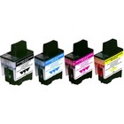 Brother LC-900 INKTCARTRIDGES MULTIPAK 4STKS (HUISMERK)