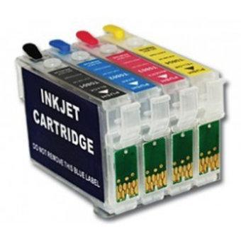 Epson T2991/2994 hervulbare cartridges met Auto-Reset chip