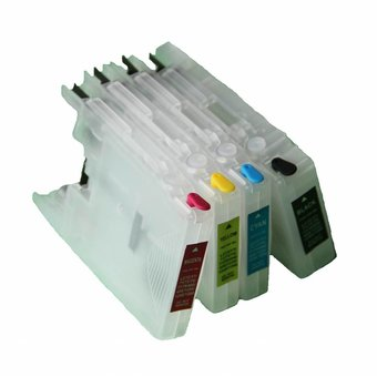 Brother LC-1220/1240/1280XL HERVULBARE CARTRIDGES